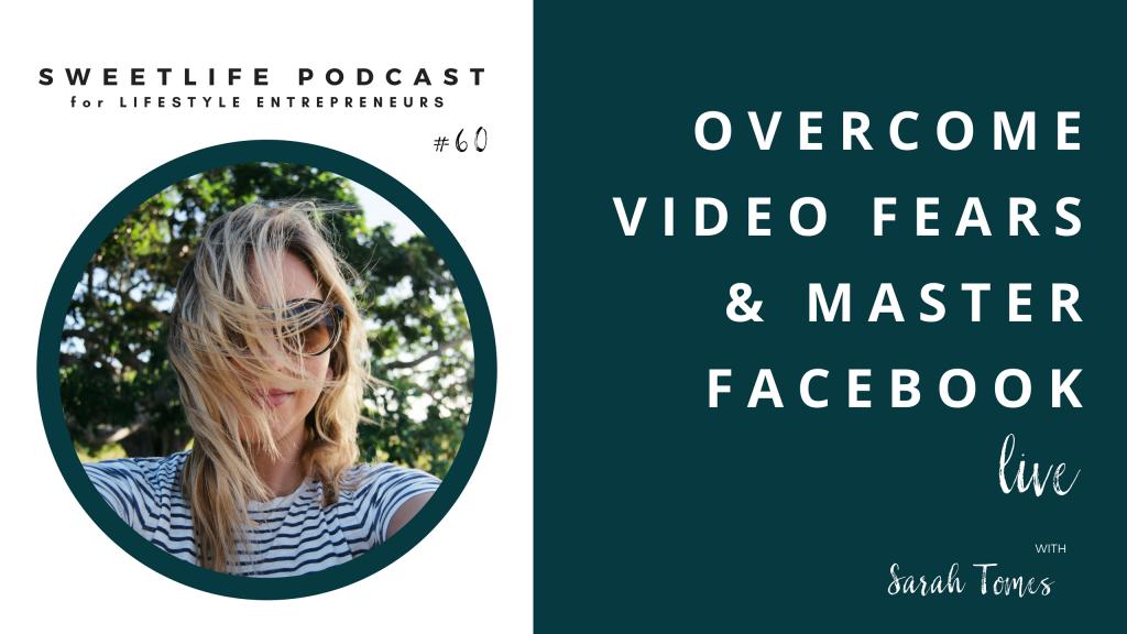 Sarah Tomes SweetLife Entrepreneur Podcast April Beach