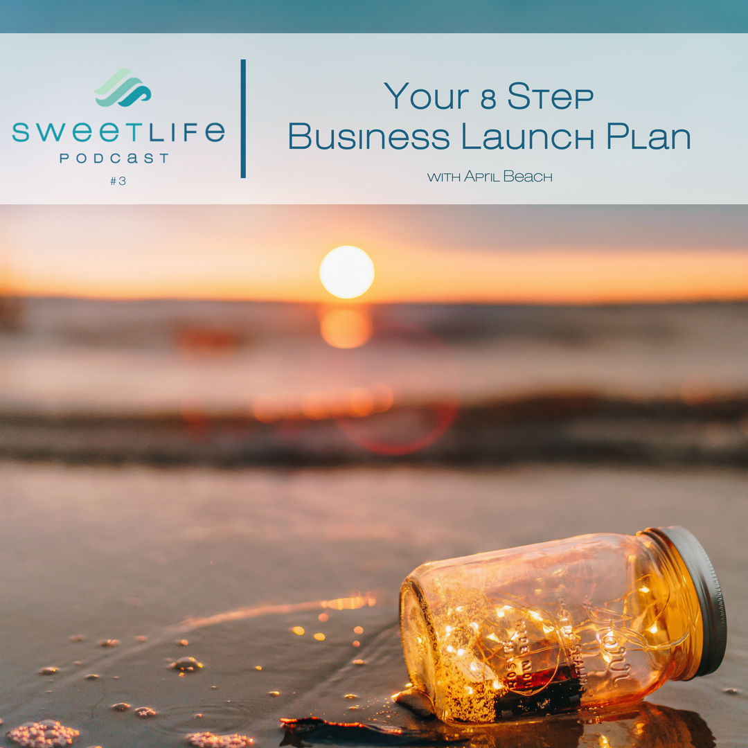 Episode 03: Your 8 Step Launch Plan
