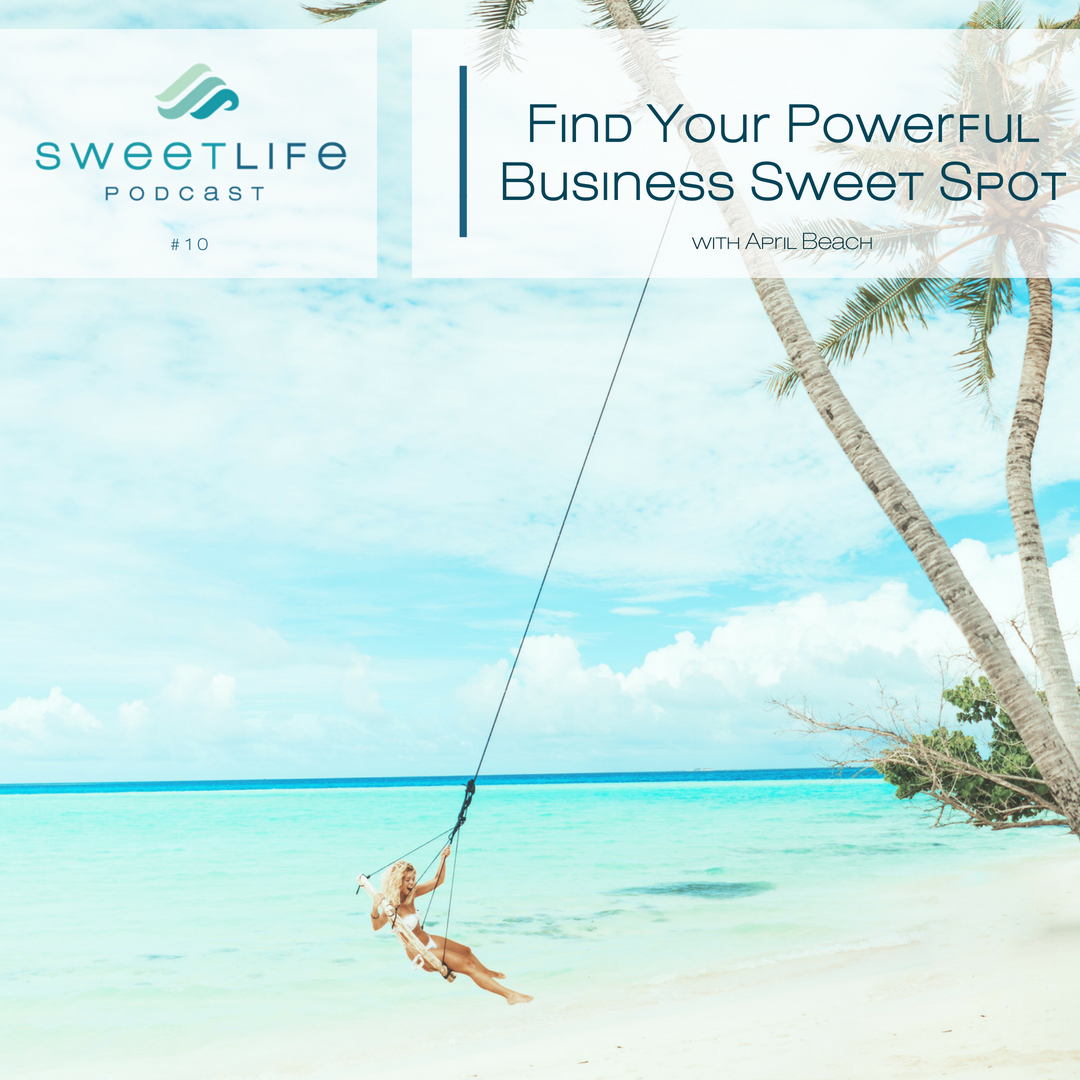Episode 10: Find Your Powerful Business Sweet Spot