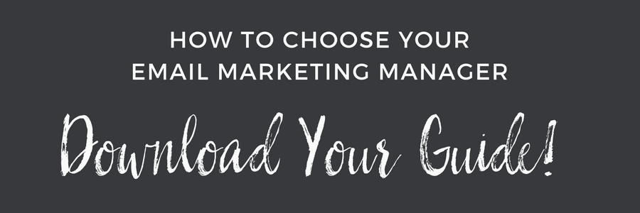 Email Marketing Worksheet