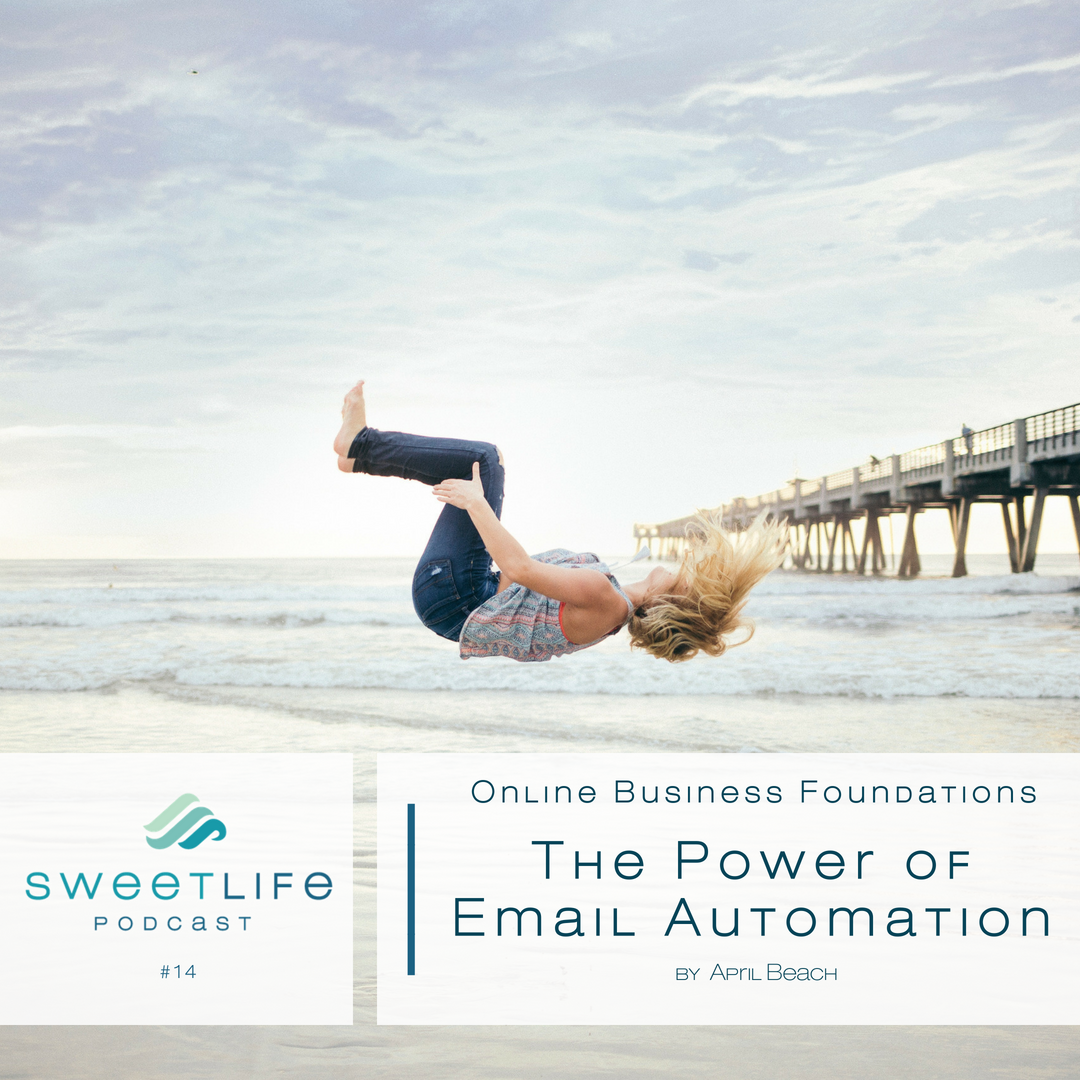 Episode 14: Online Business Foundations – The Power of Email Automation