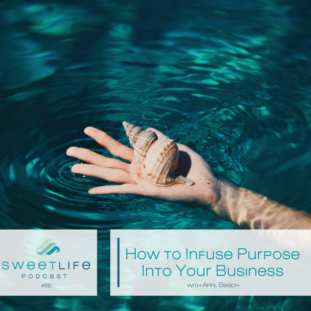 Episode 66: How to Infuse Purpose Into Your Business