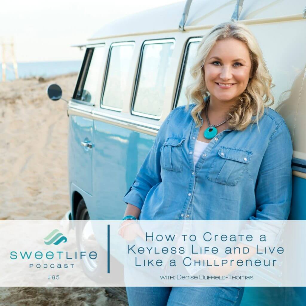Denise Duffield-Thomas Sweetlife Entrepreneur Podcast April Beach