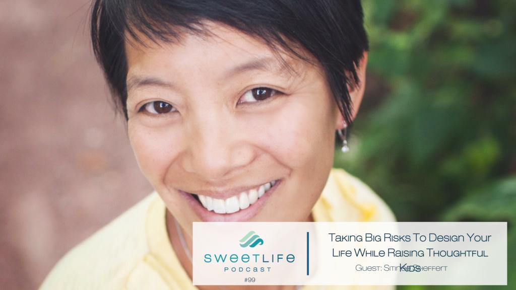 Sitinee Sheffert SweetLife Entrepreneur Podcast April Beach