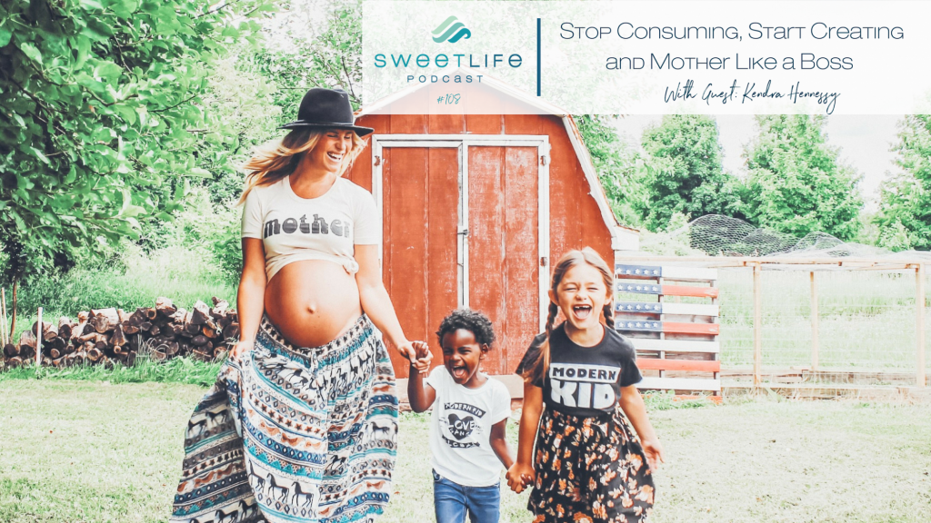 Kendra Hennessy SweetLife Entrepreneur Podcast April Beach