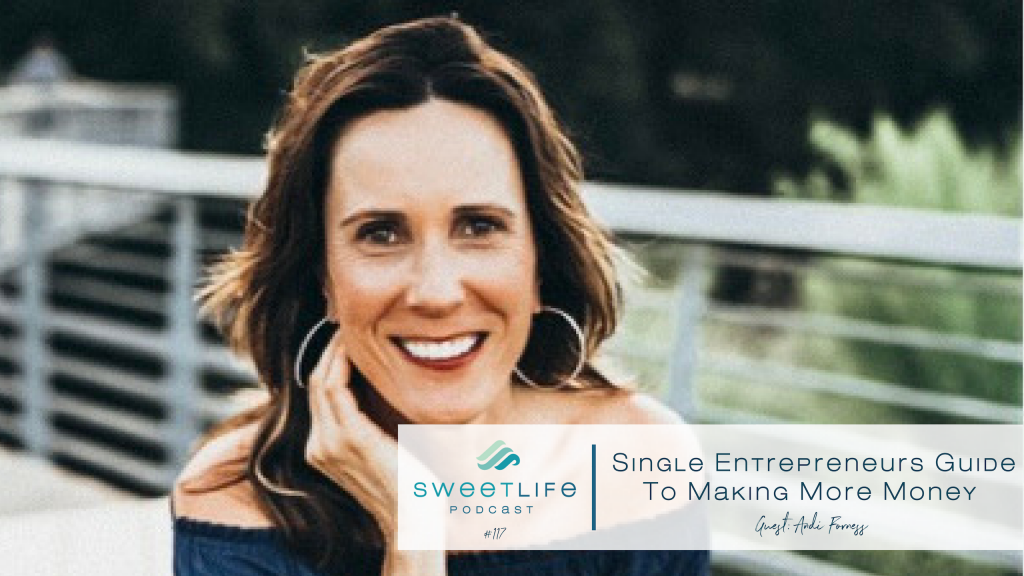 Andi Forness SweetLife Entrepreneur April Beach