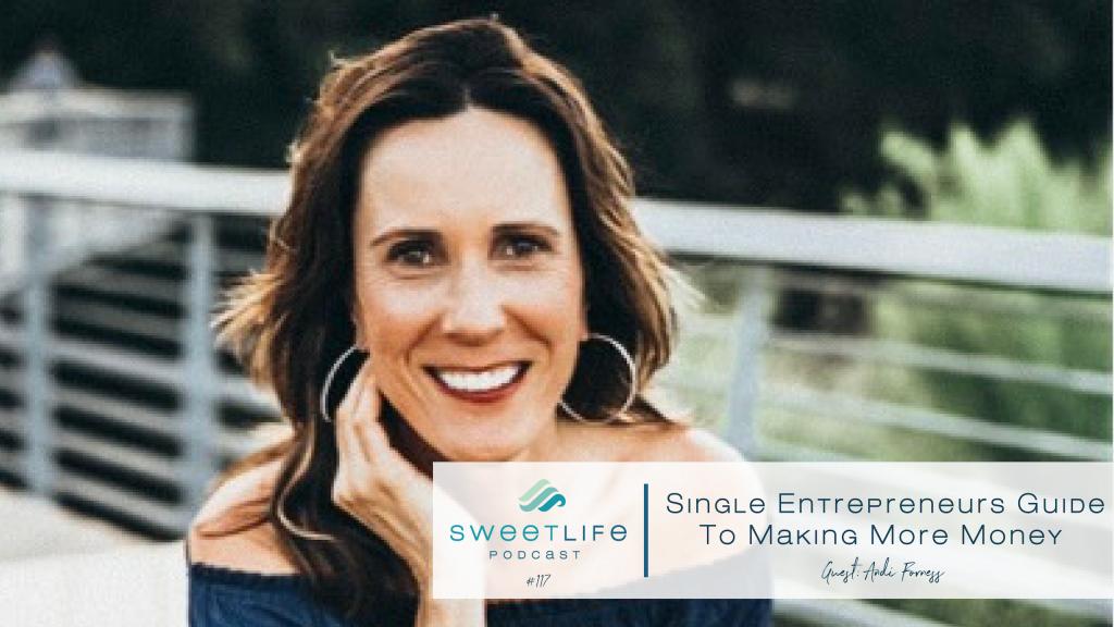 Andi Forness SweetLife Entrepreneur April Beach
