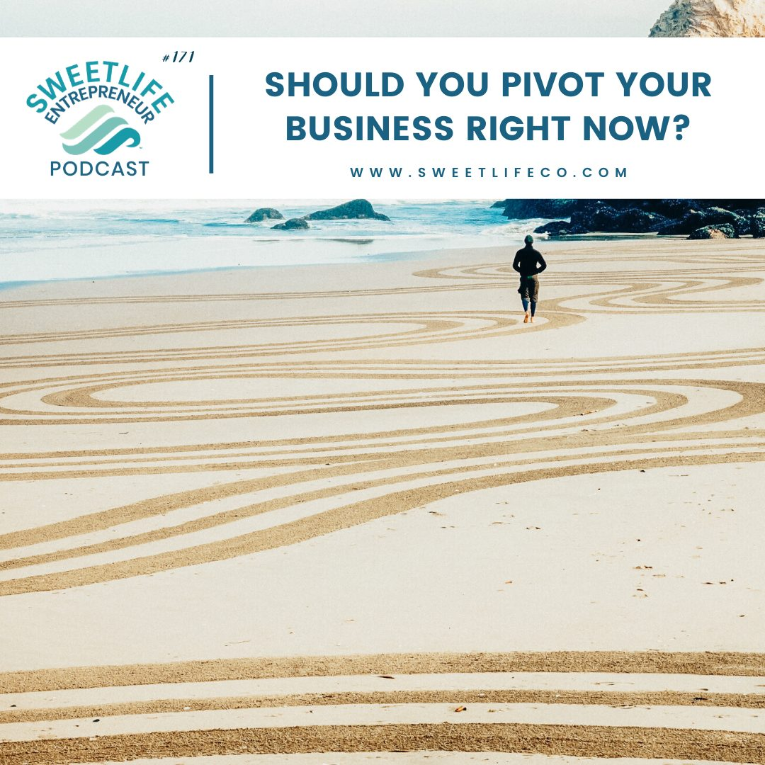 Episode 171: Should You Pivot Your Business Right Now? – with April Beach