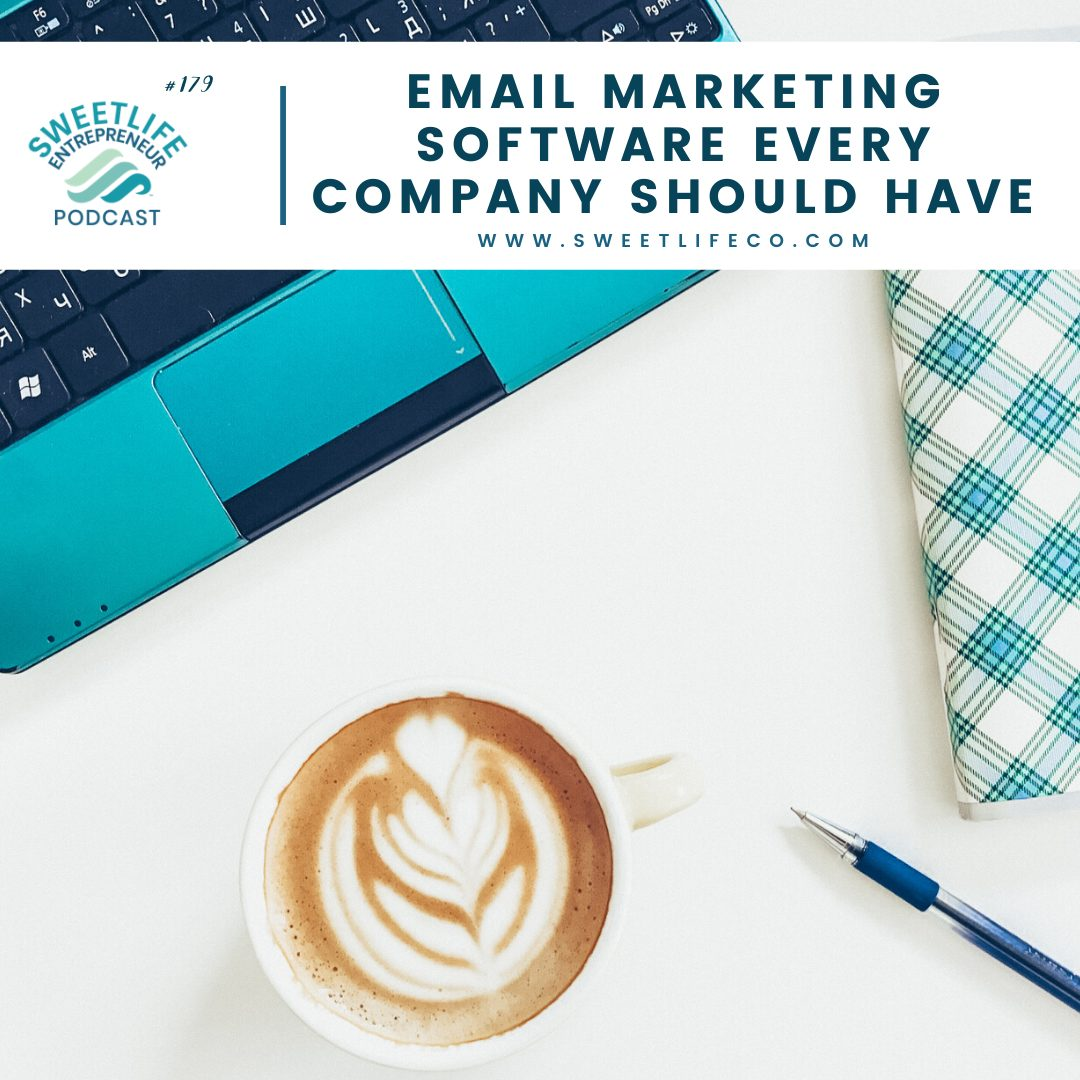 Episode 179: Email Marketing Software Every Company Should Have – with April Beach