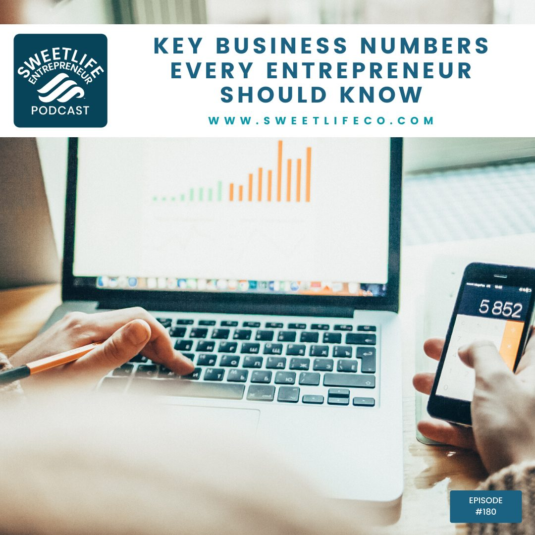 Episode 180: Key Business Numbers Every Entrepreneur Should Know – with April Beach and Danielle Hayden