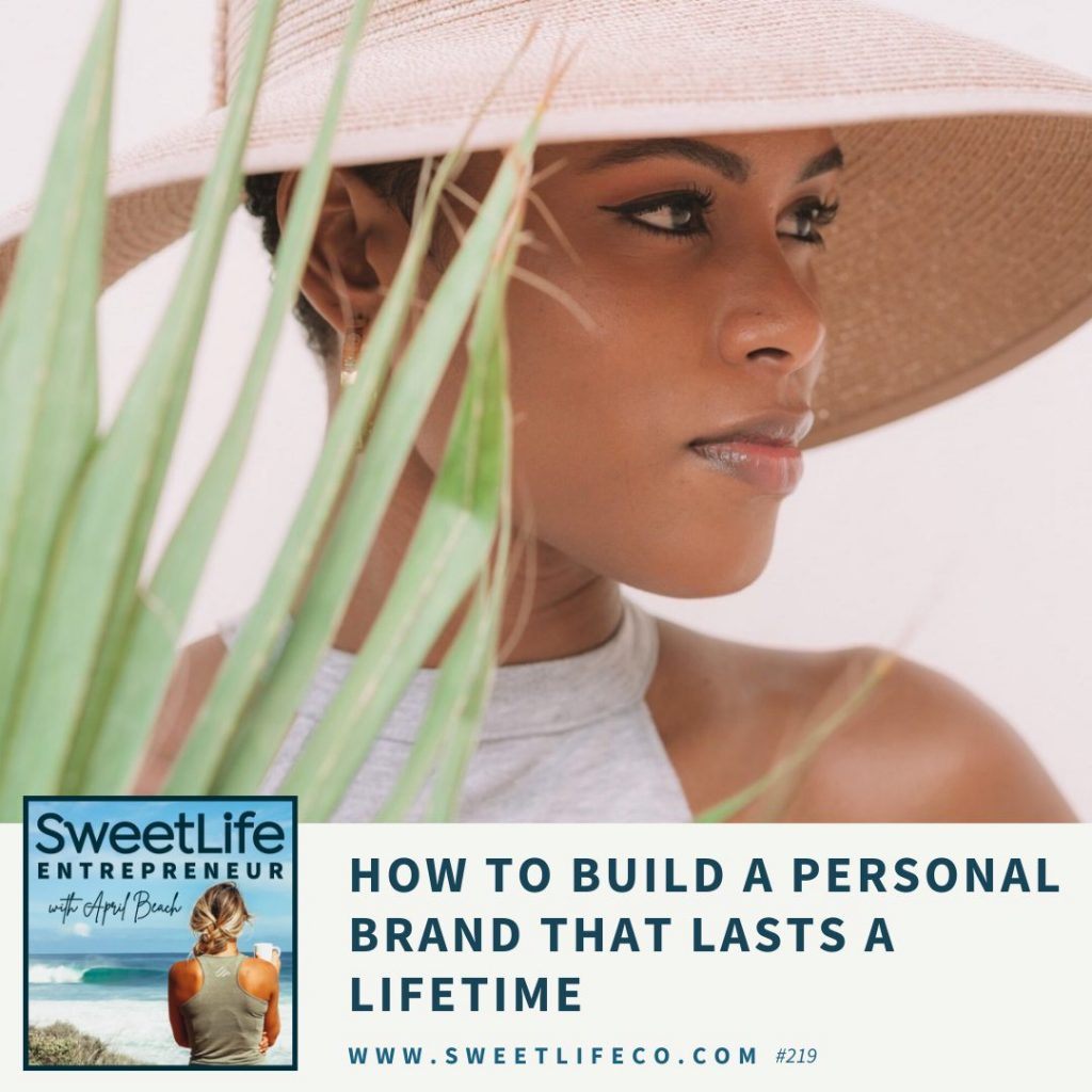 Nicole Herring SweetLife Entrepreneur Podcast April Beach