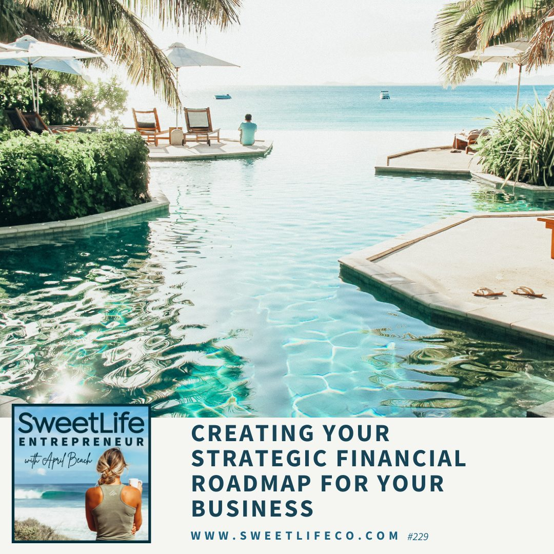 Episode 229: Creating Your Strategic Financial Roadmap For Your Business – with April Beach and Arnesha Bobo